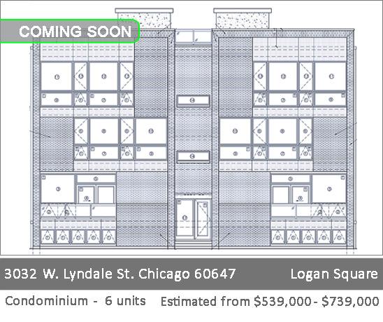 6-unit new construction condo building