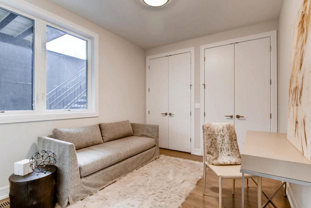 Bedroom or Den 3032 W Lyndale St Chicago