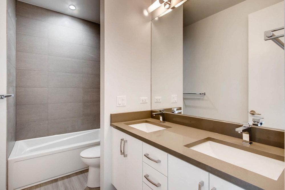Guest Bath 3032 W Lyndale St Chicago
