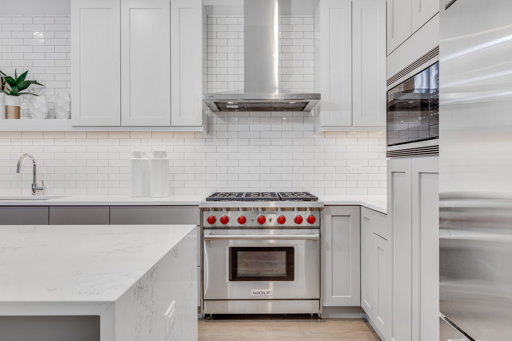 Copy of Kitchen at 1012 N Paulina St Unit 1, Chicago, IL