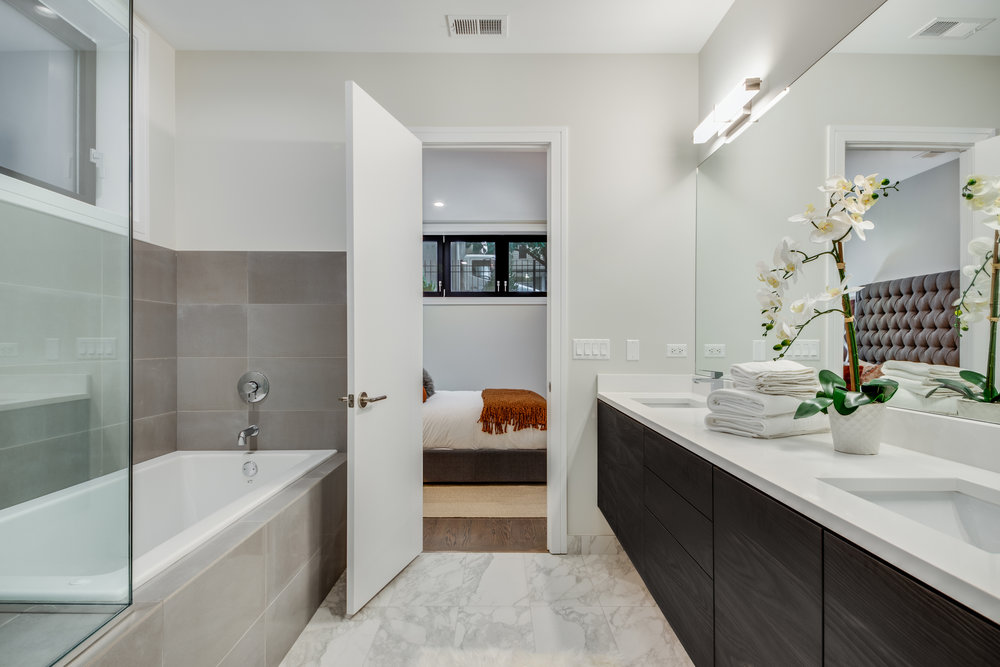 Copy of Master bathroom at 1012 N Paulina St Unit 1, Chicago, IL