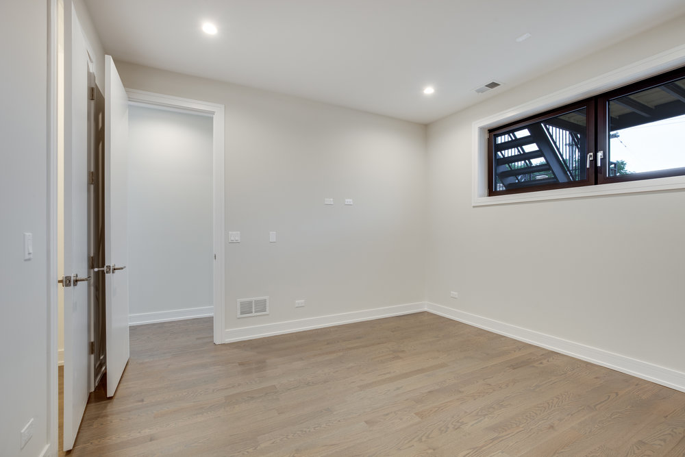 Copy of Master bedroom at 1012 N Paulina St Unit 2, Chicago, IL