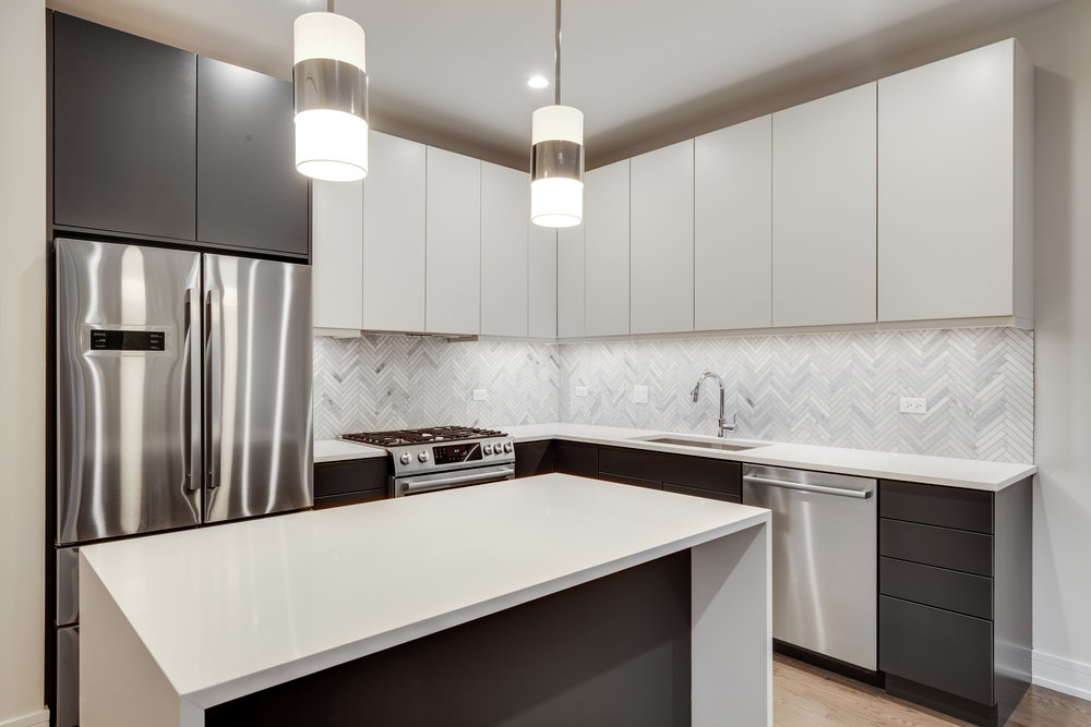 Copy of Kitchen at 1012 N Paulina St Unit 2, Chicago, IL