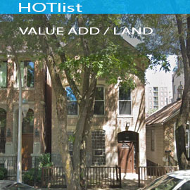 Old Town 2-Flat and Coach House- Value Add or Tear Down