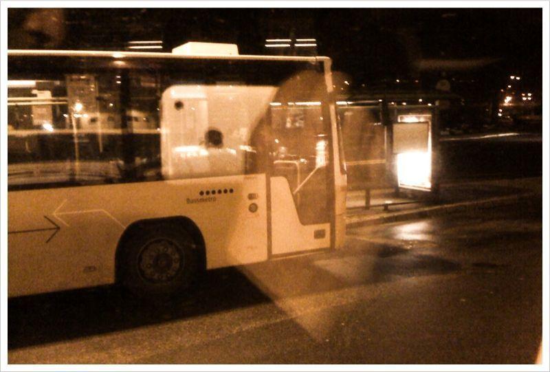 Kollektivtrafikk er så fantastisk kjedelig, jeg kan ikke huske sist jeg tok buss.