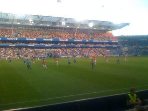 Privatlandskamp, Norge 2 - 2 Uruguay