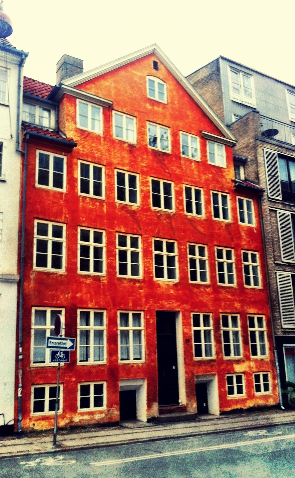 Når man er lost i København ser man slik som dette..