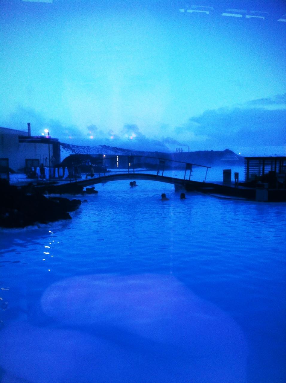 Blue Lagoon, Island 2012.