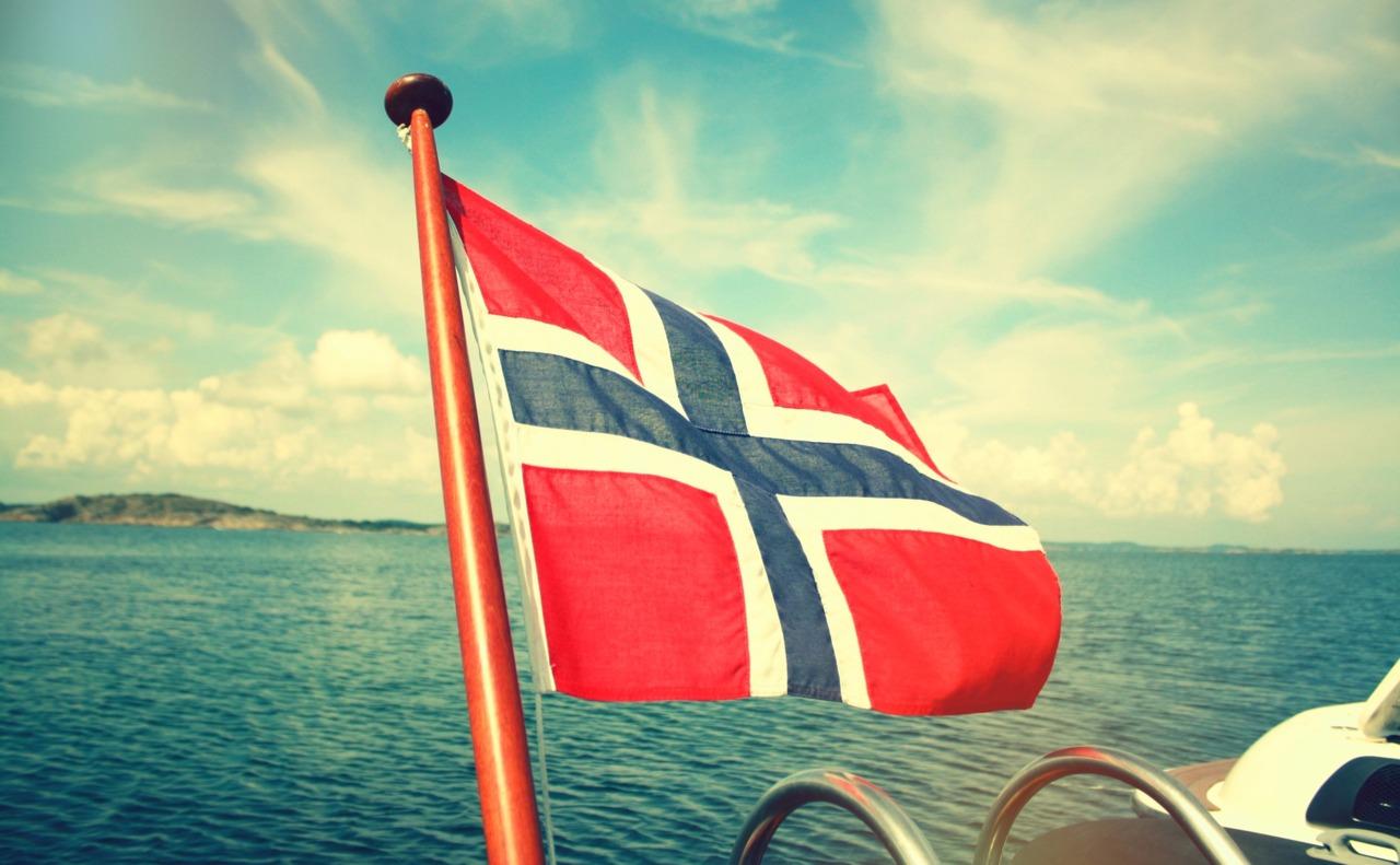 Båtflagg, Fjæreskjær, 2011.
