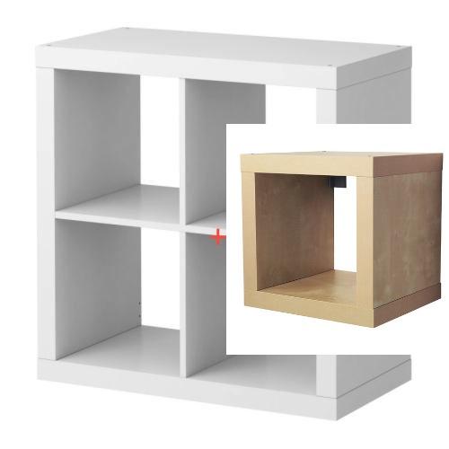 Slik Ikea tenkte det skulle se ut..