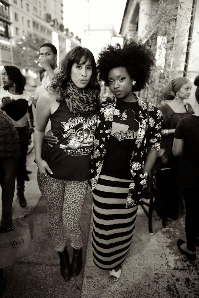 Chun-mui Miller (left) of Oak Street Style.  From oakstreetstyle.com