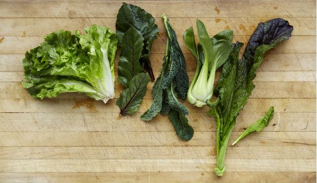 10 Healthiest Greens for the Least Amount of Calories,  Prevention.com