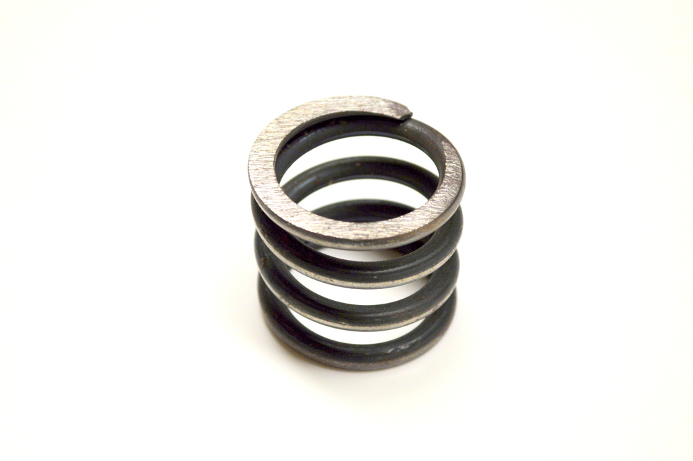 Bow Spring Collar-                Compression Spring                316-Stainless Steel                   SMS-5144-01