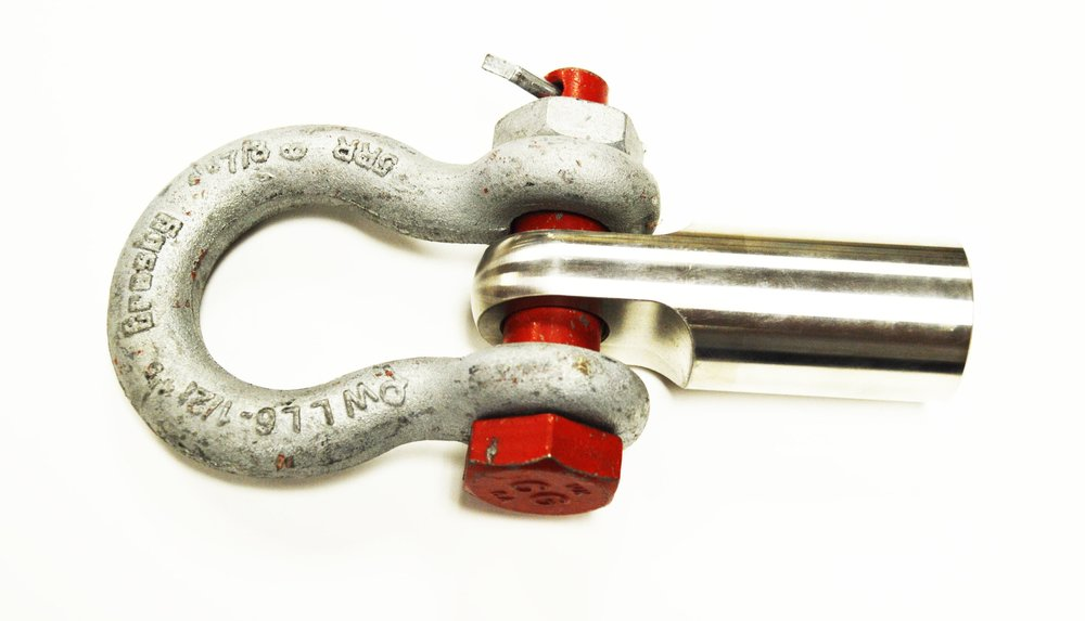 "Lifting Clevis w/ Shackle             (1-1/4""-8 UN)              SMS-9109                   $213"