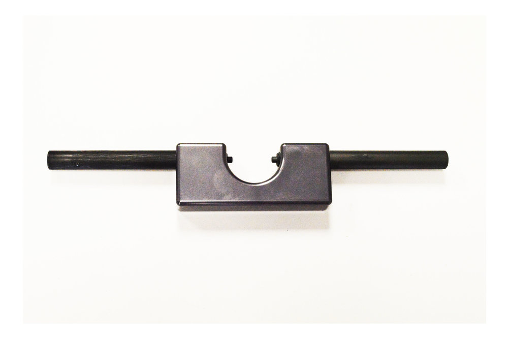 Spanner Wrench with             Threaded Double Handle                (For Threaded Ring)                      SMS-T-602