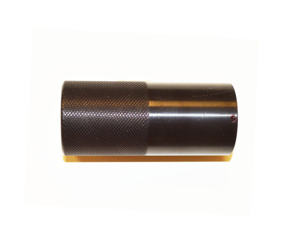 Female Thread Protector for         Intermodule / Threaded Ring           Black Anodized Aluminum                SMS-TP-T-9032