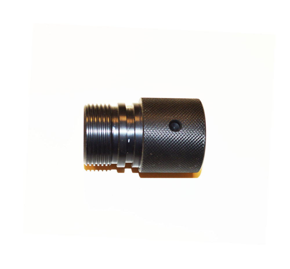 Male Thread Protector for              Interconnect Housing          Black Anodized Aluminum               SMS-TP-T-9031