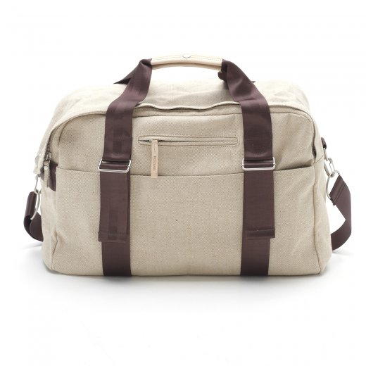 anchordivision :      QWSTION Canvas Weekender Bag
