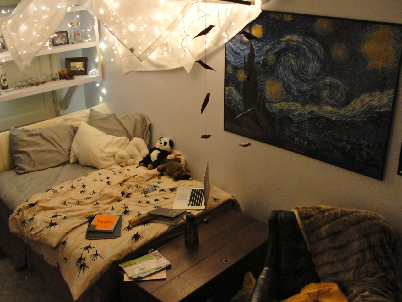 starry starry night!!!    sweethomestyle :     Submitted by  Smandersen