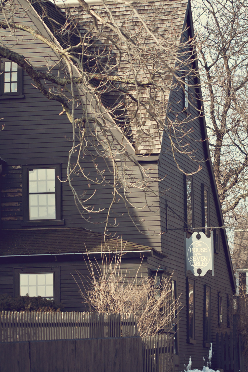 heidichouinard :     The House Of The Seven Gables   Photo taken by Heidi Chouinard