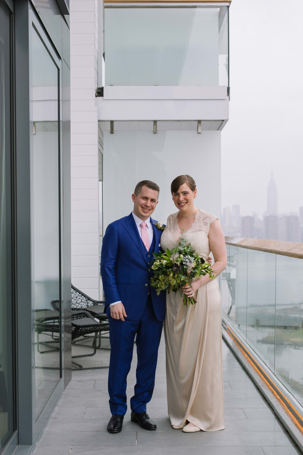 William Vale Wedding Brooklyn