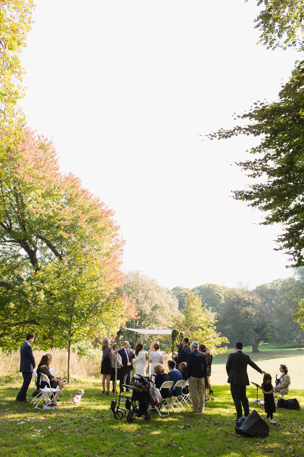 prospect park wedding photographer