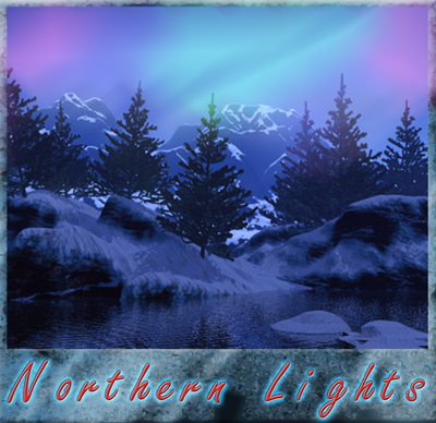 """Northern Lights"" was an earlier company name. I loved Bryce3D and was excited about stock Photoshop filters."