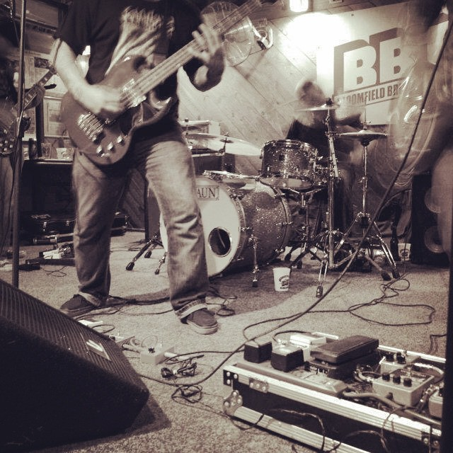 Bloomfield Bridge Tavern #tbt #pittsburgh #bloomfieldbridgetavern #metal #doom #gloom #newmusic