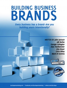 Building Business Brands