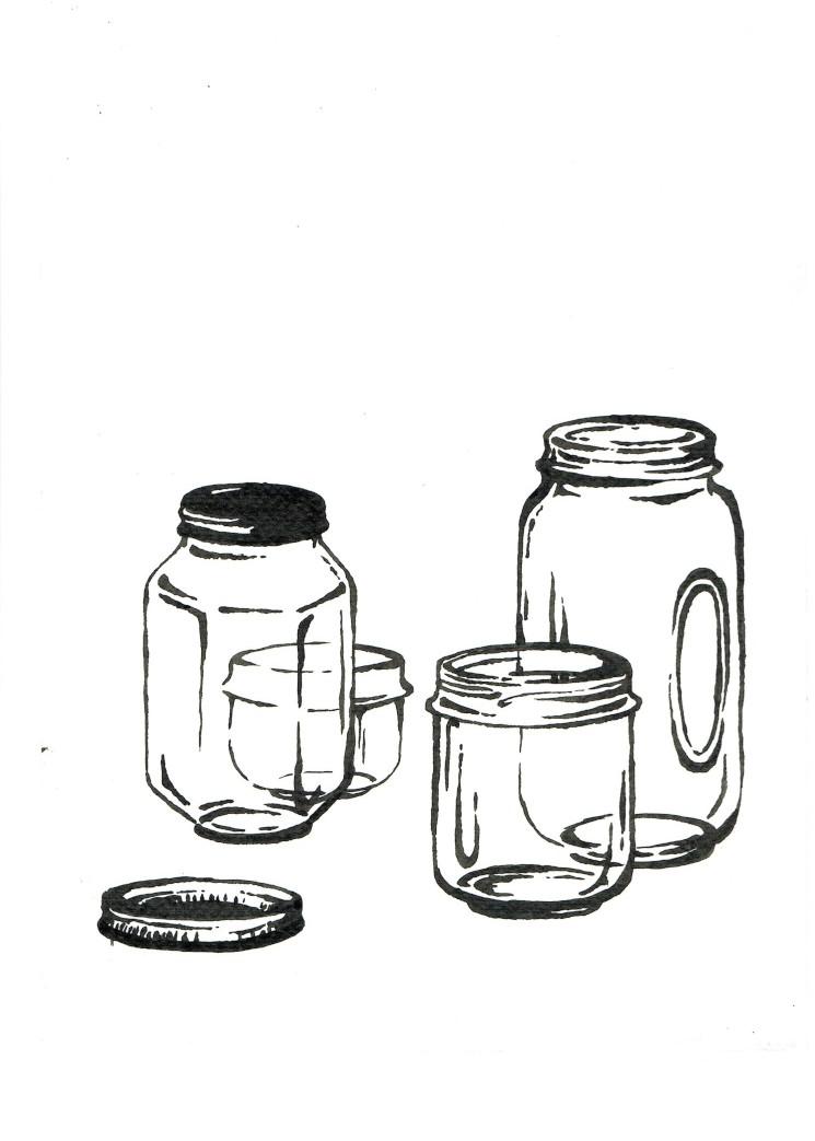 Jars ...