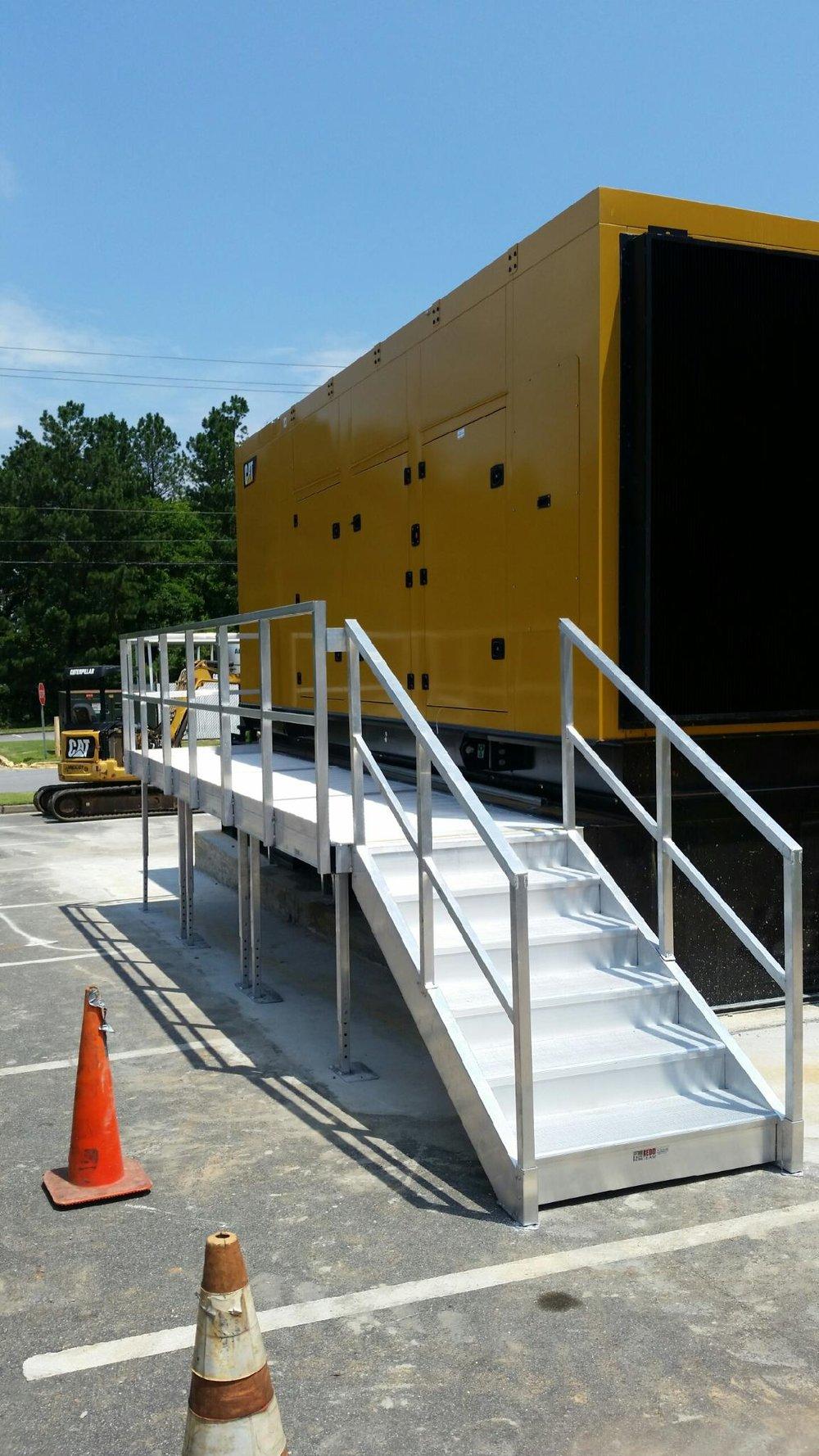 Generator-Access