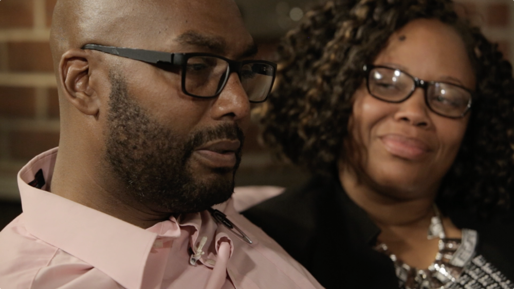 After previewing FamilyLife's Art of Parenting™ this couple is imagining what they hope their kids will say at their 50th anniversary celebration.