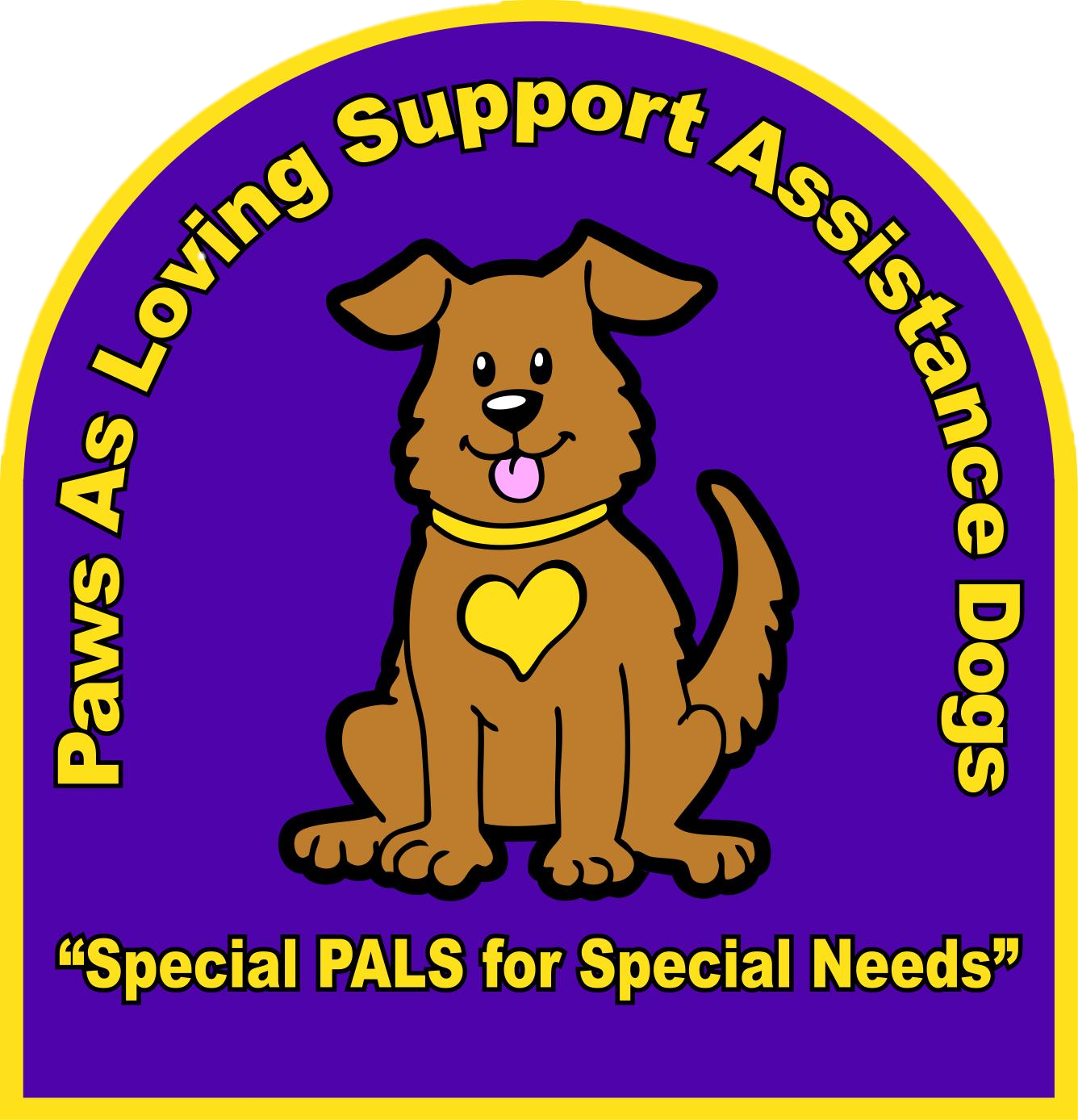 Paws As Loving Support Assistance Dogs