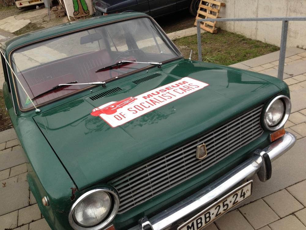 Communist Car