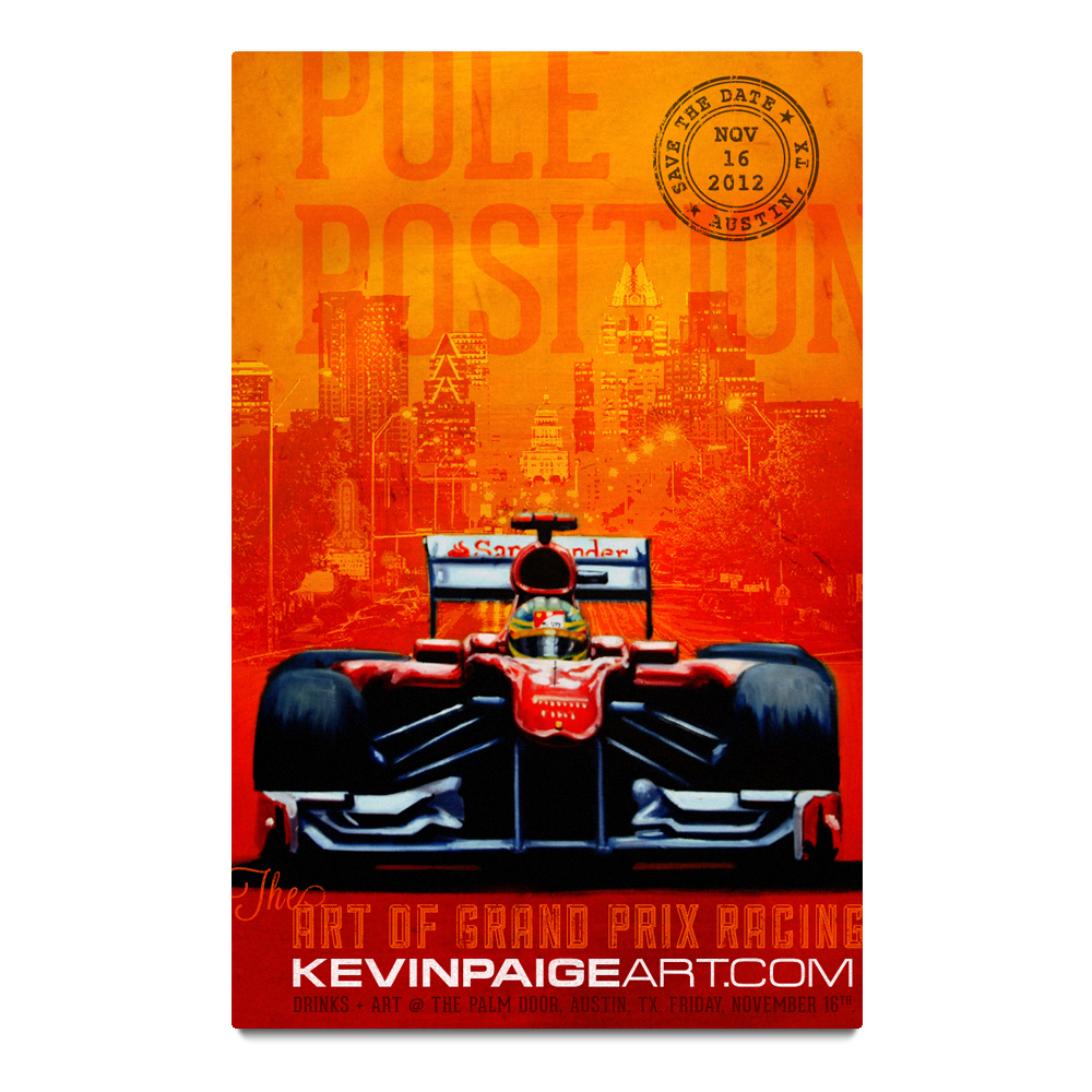 Pole Position 2012 - Save the Date
