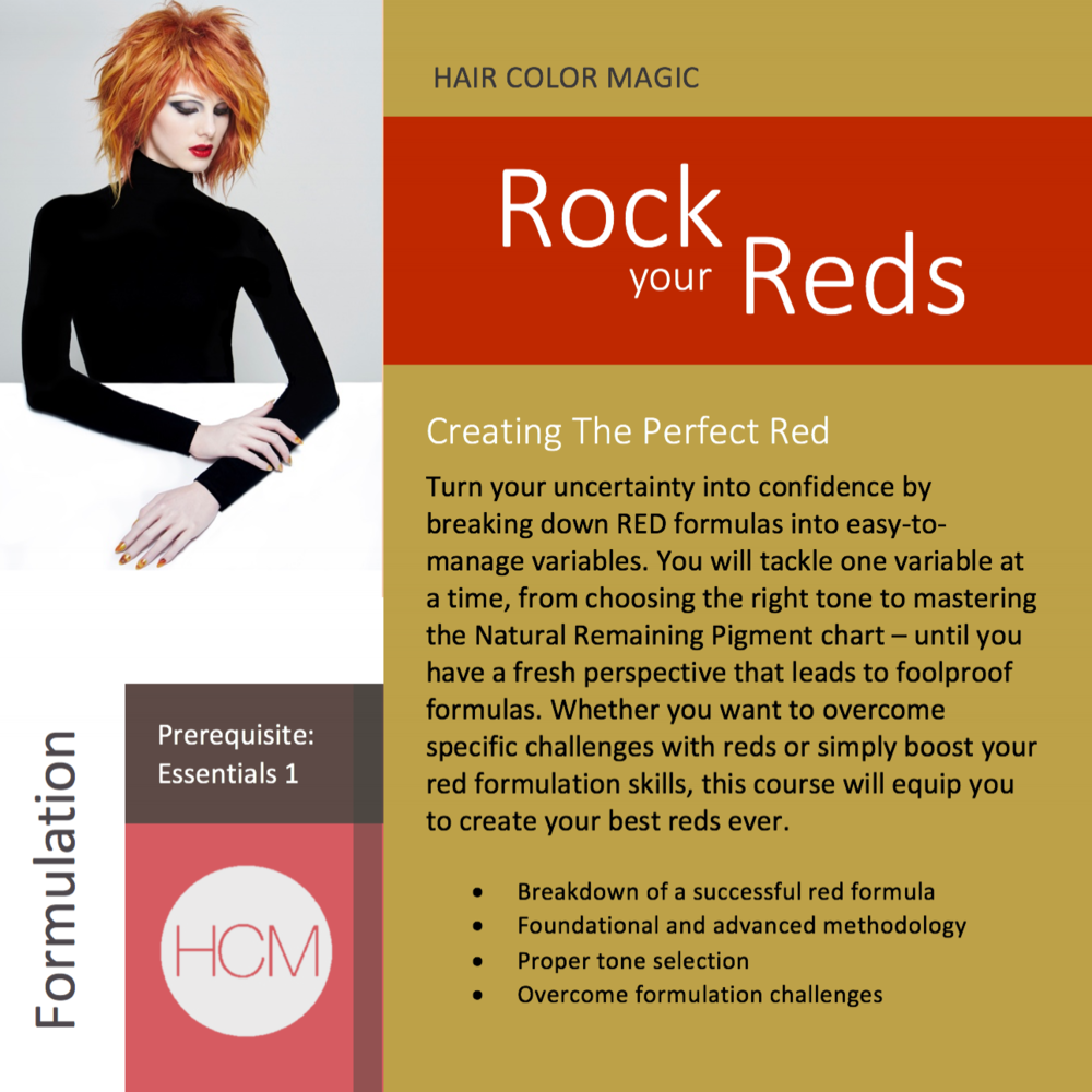 Hair Color Education For Predictable Hair Color Magic