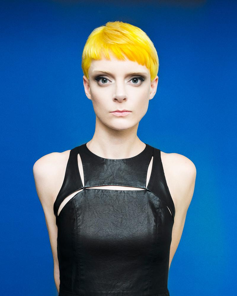 Haircolor:  Jen Roskey  Haircut:  -Eliot Standen  Make-up:  Janell Geason  Photo:  Babak