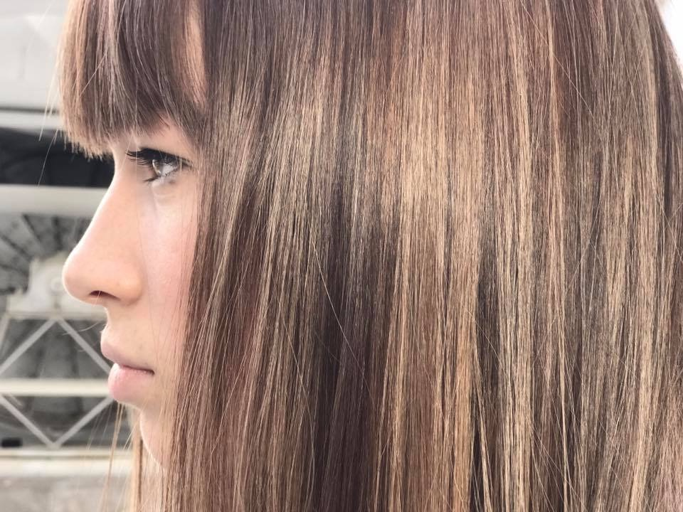 Glossing Part 2 Perfect Blonde Brunette And Redhead Hues Hair