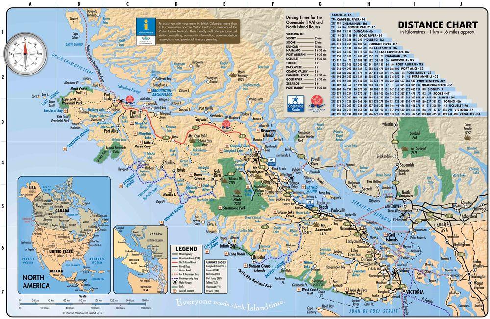 Victoria and Vancouver Island SARMAC