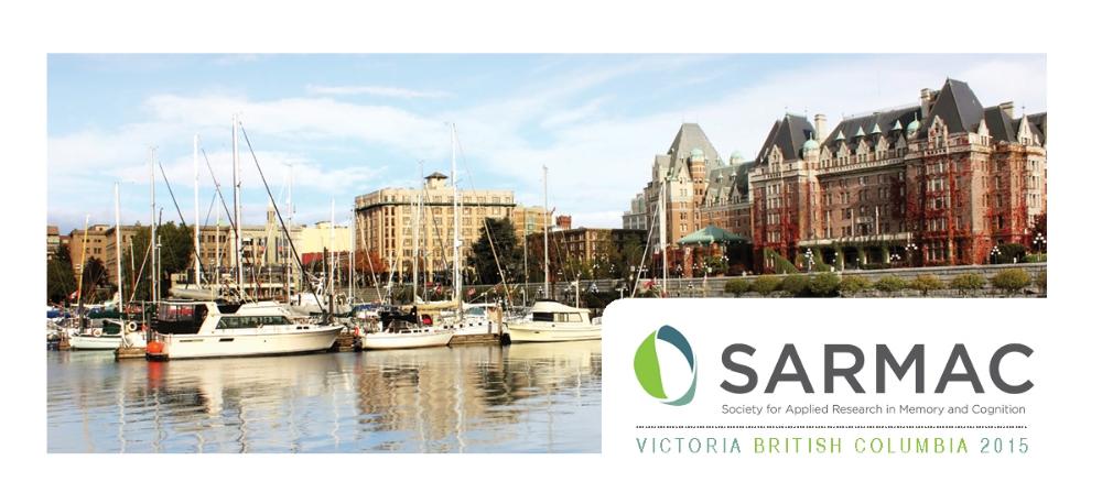 SARMAC XI Victoria, BC, Canada, 24-27 June 2015.