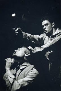 clark in sarajevo 1998 Griffin Theatre Company.jpg