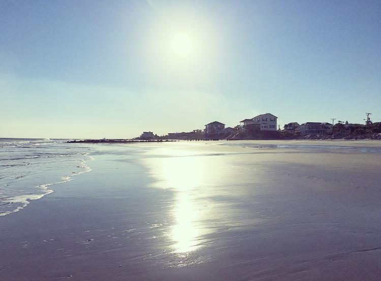 folly island beach