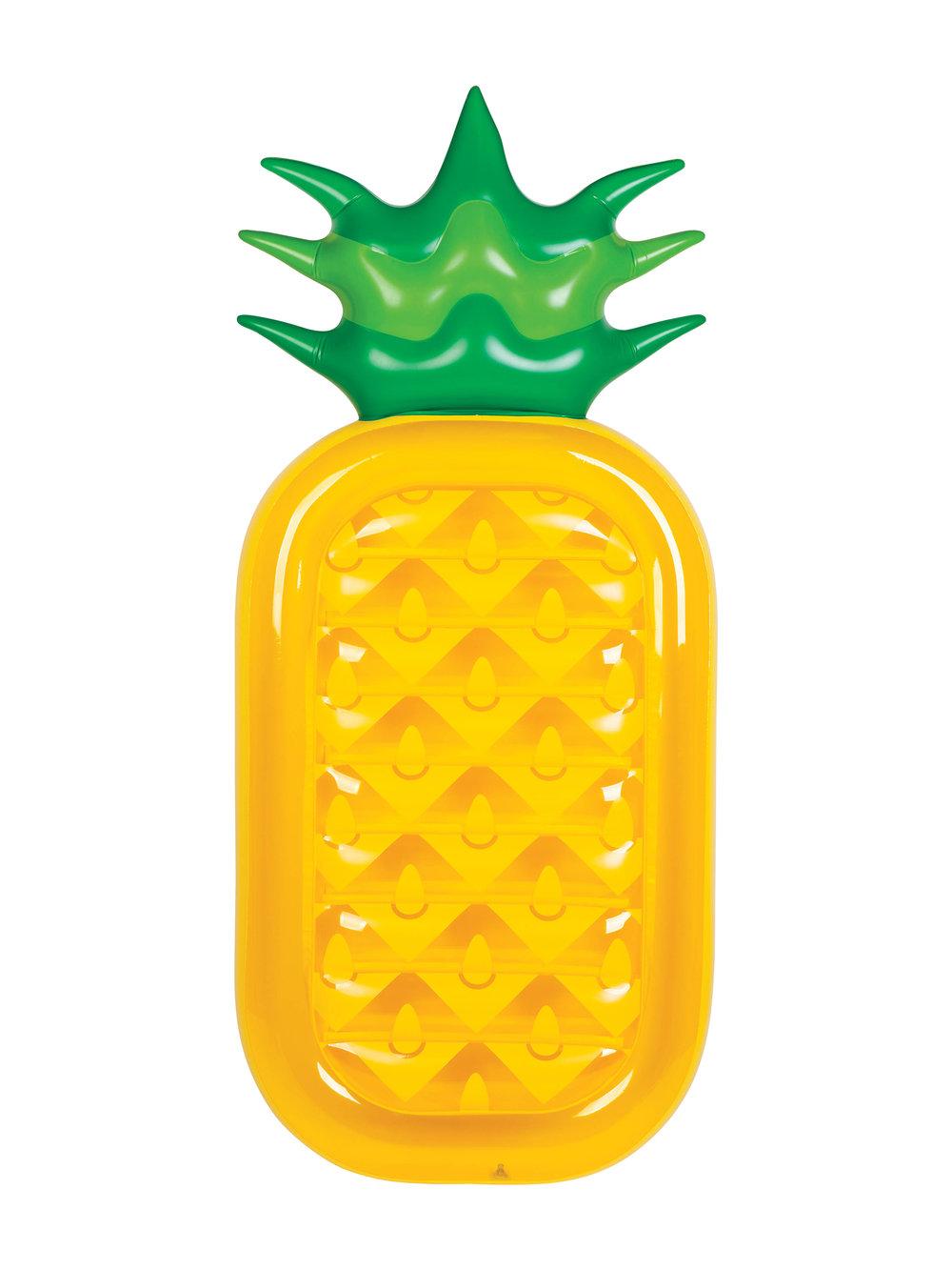 Sunnylife Pineapple Luxe Floaty_Gilt.com.jpg