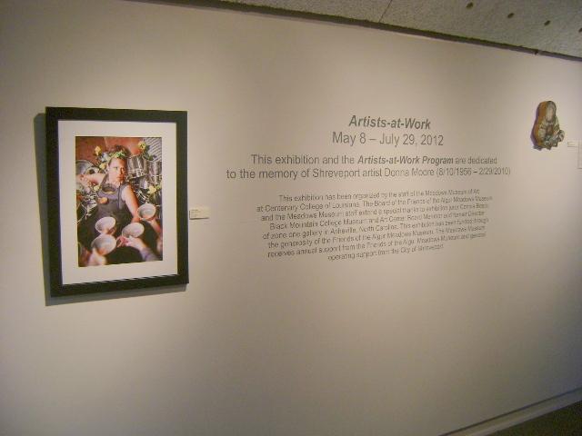 Friends of the Algur Meadows Museum of Art at Centenary College in Shreveport, LA