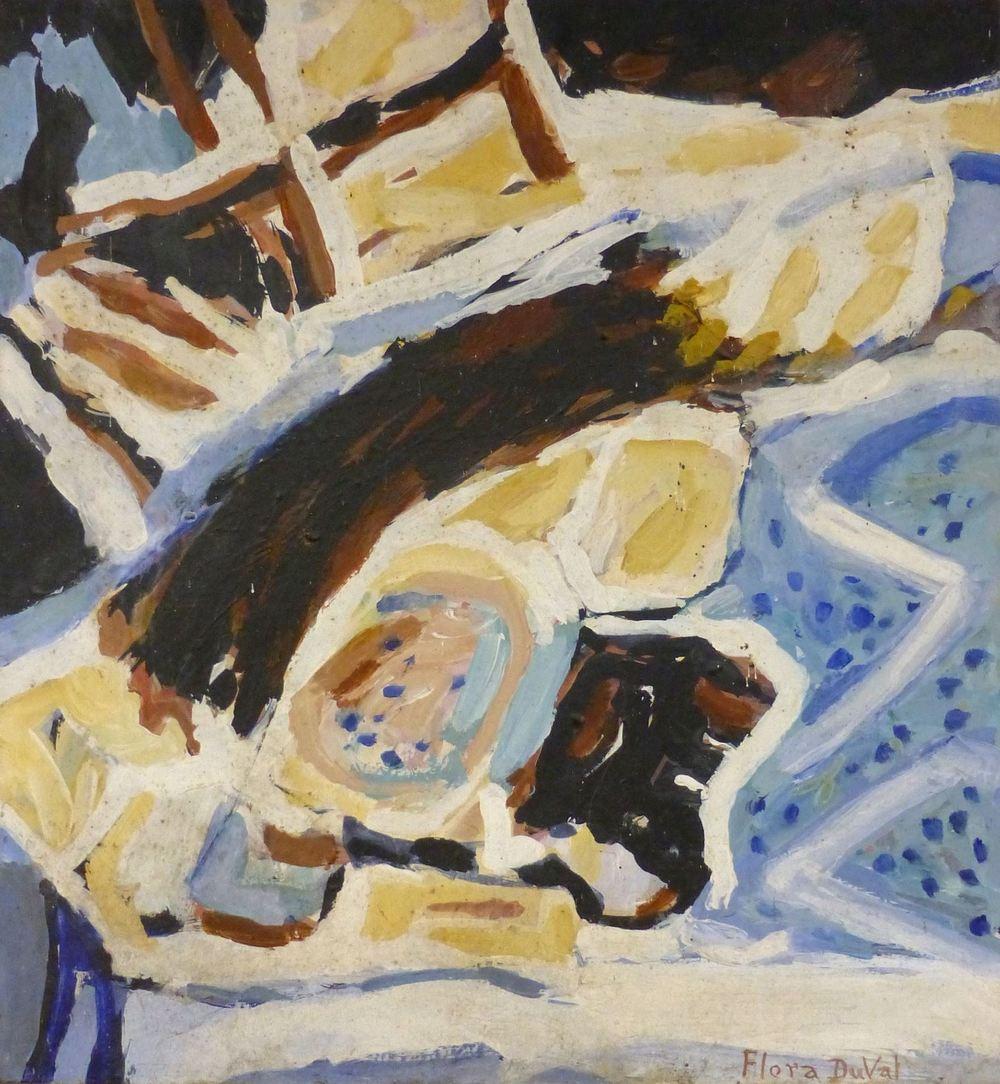 Untitled by Flora DuVal_Cirque de Shreve_Friends of the Algur Meadows Museum Benefit