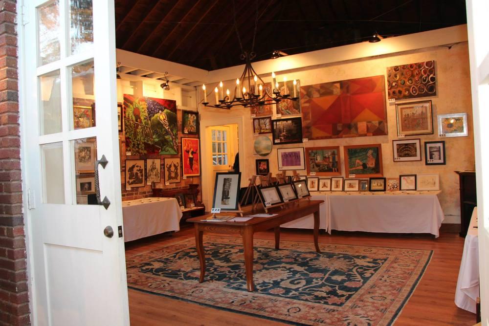 Friends of the Algur Meadows Museum of Art at Centenary College in Shreveport LA Cirque de Shreve Art Auction November 2014