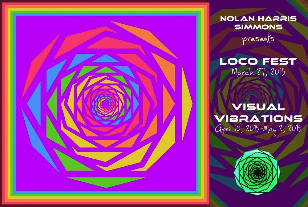 Visual Vibrations by Nolan Harris Simmons