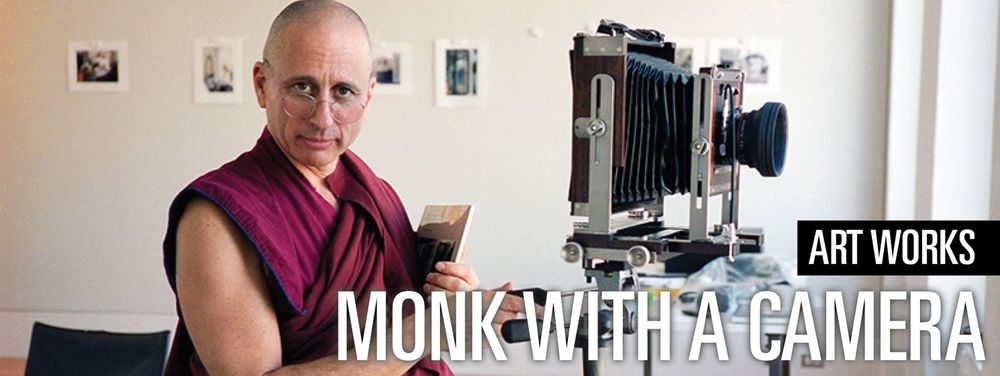 Art Works: Monk with a Camera