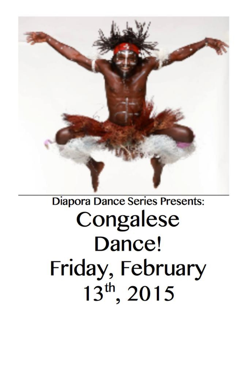 Congalese Dance
