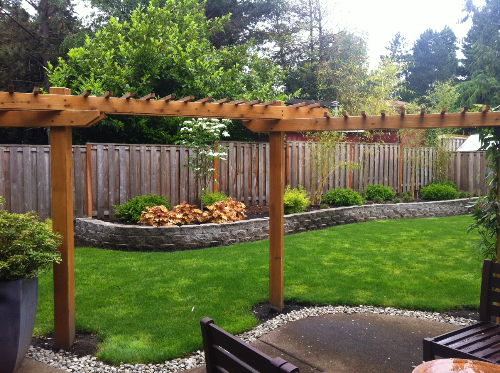 5 tips for landscaping on a budget for Garden designs on a budget